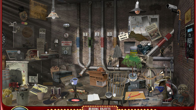 The Hidden Object Show Screenshot 2
