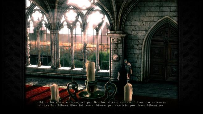 Nicolas Eymerich The Inquisitor - Book I: The Plague Screenshot 1