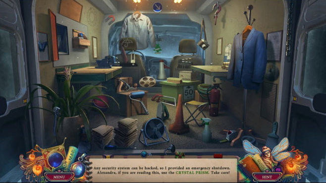The Keeper of Antiques: Shadows From the Past Collector's Edition Screenshot 2