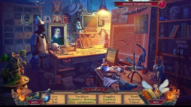 The Keeper of Antiques: The Imaginary World Collector's Edition Screenshot 1