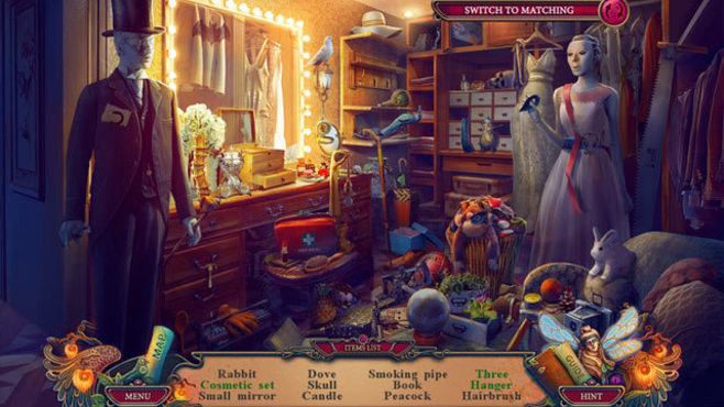 The Keeper of Antiques: The Imaginary World Collector's Edition Screenshot 5