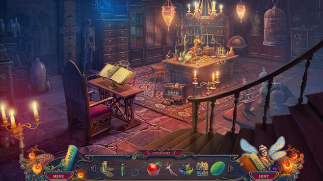 The Keeper of Antiques: The Imaginary World Screenshot 2