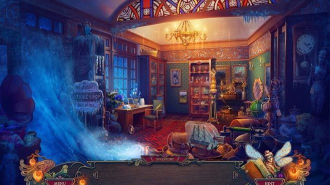 The Keeper of Antiques: The Revived Book Collector's Edition Screenshot 3