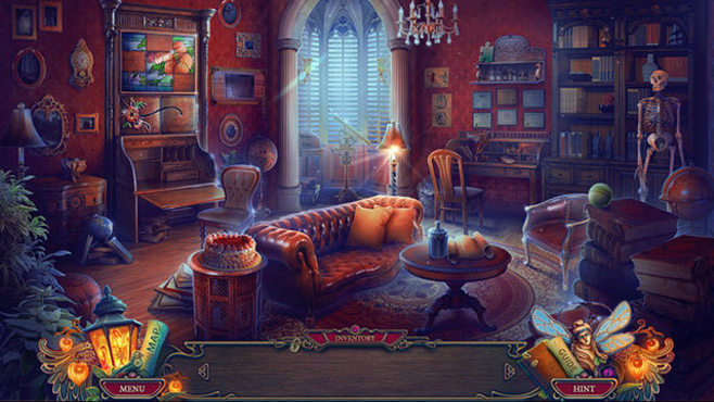 The Keeper of Antiques: The Revived Book Collector's Edition Screenshot 4