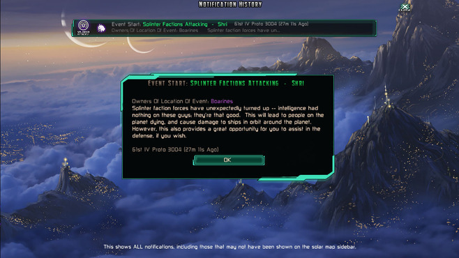 The Last Federation Screenshot 2