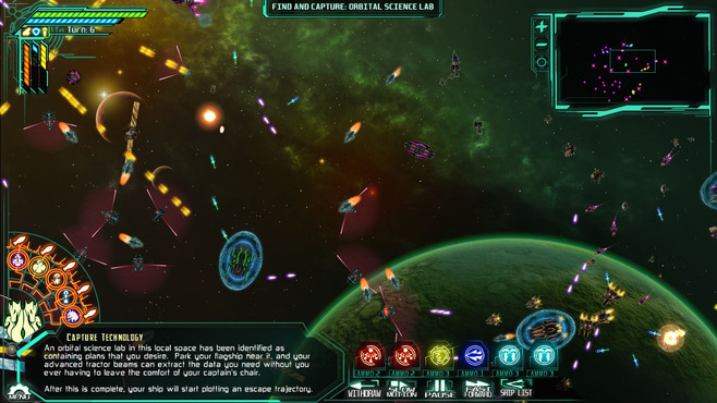 The Last Federation Screenshot 4
