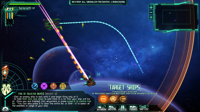 The Last Federation Screenshot 7