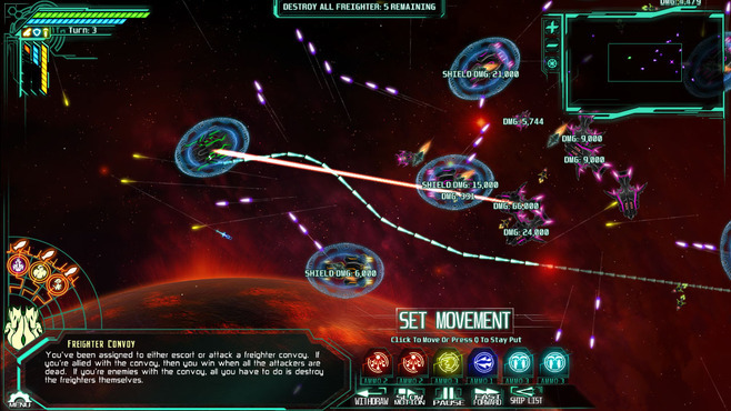 The Last Federation Screenshot 8