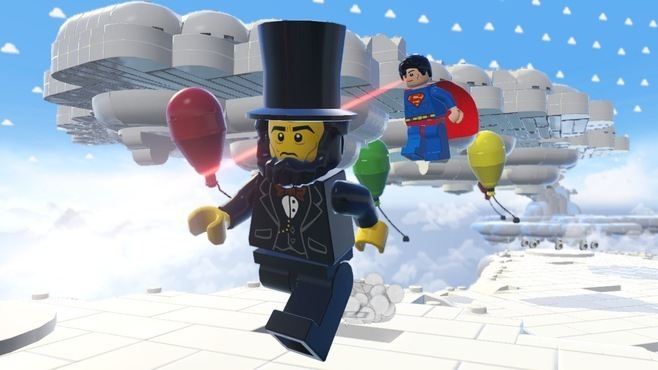 The LEGO® Movie Videogame Screenshot 1