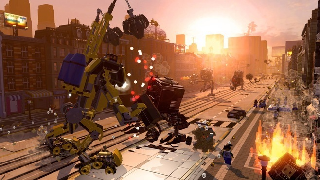 The LEGO® Movie Videogame Screenshot 3