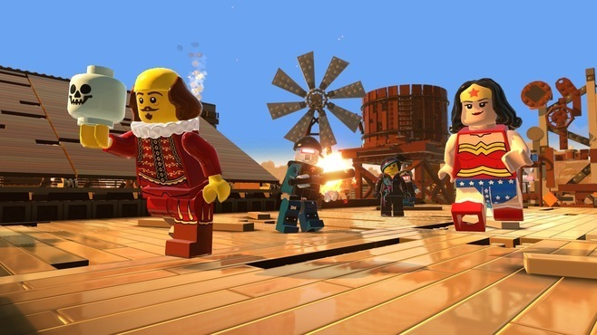 The LEGO® Movie Videogame Screenshot 6