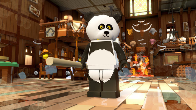 The LEGO® Movie Videogame Screenshot 7