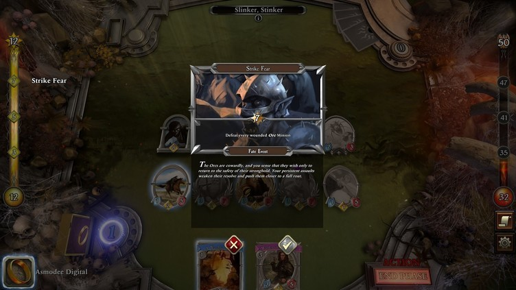 The Lord of the Rings: Adventure Card Game Screenshot 2