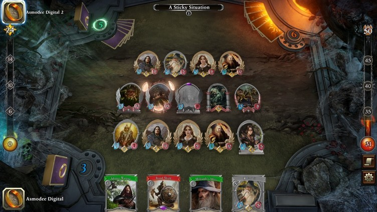 The Lord of the Rings: Adventure Card Game Screenshot 3