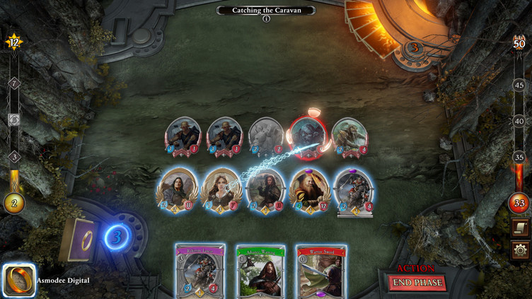 The Lord of the Rings: Adventure Card Game Screenshot 6