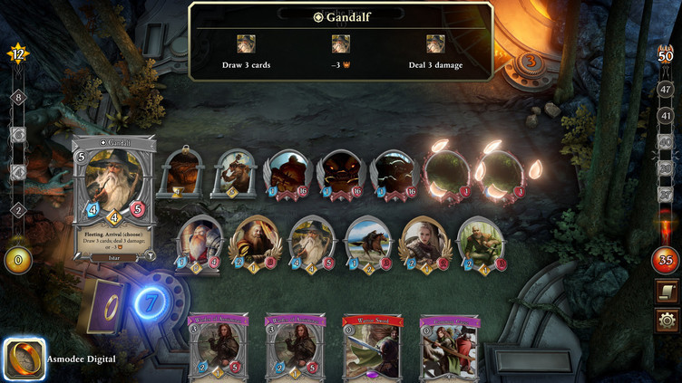 The Lord of the Rings: Adventure Card Game Screenshot 7