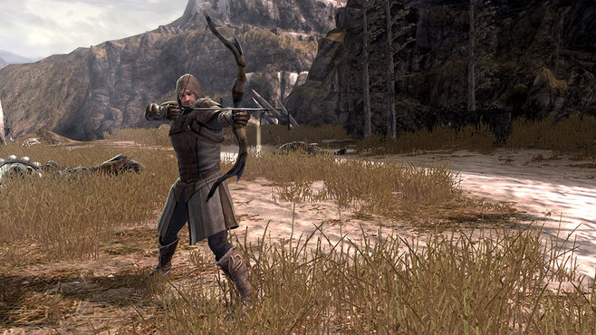 The Lord of the Rings: War in the North Screenshot 2