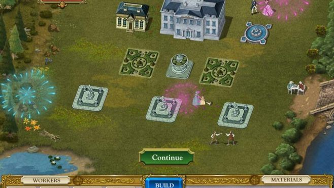 The Palace Builder Screenshot 1