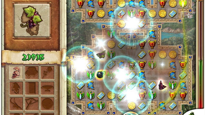 The Path of Hercules Screenshot 3