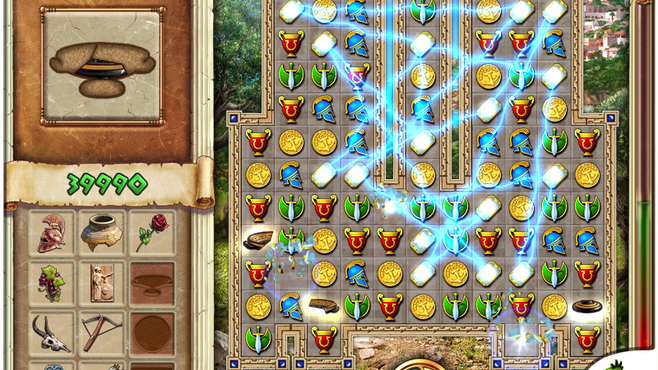 The Path of Hercules Screenshot 1