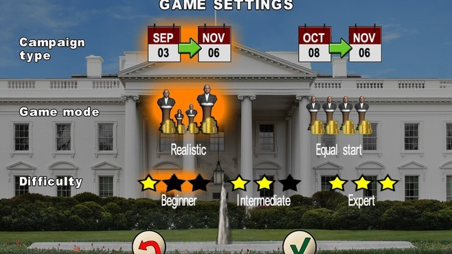 The Race for the White House Screenshot 4