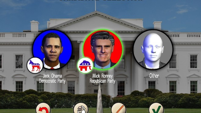 The Race for the White House Screenshot 7