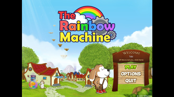 The Rainbow Machine Screenshot 13