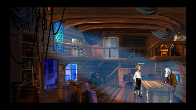 The Secret of Monkey Island: Special Edition Screenshot 4