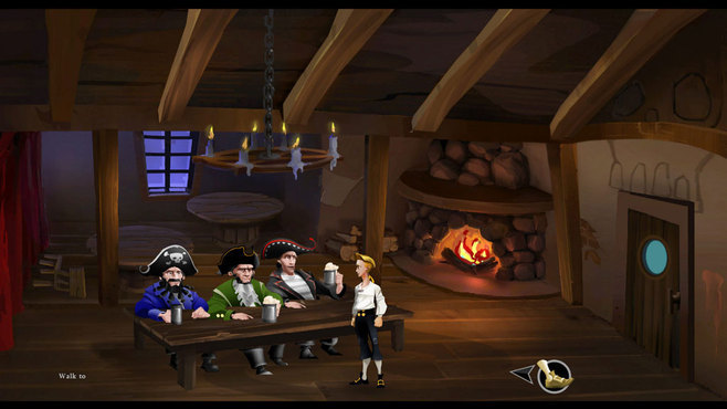 The Secret of Monkey Island: Special Edition Screenshot 6