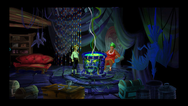 The Secret of Monkey Island: Special Edition Screenshot 7