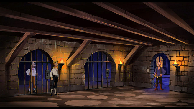The Secret of Monkey Island: Special Edition Screenshot 9