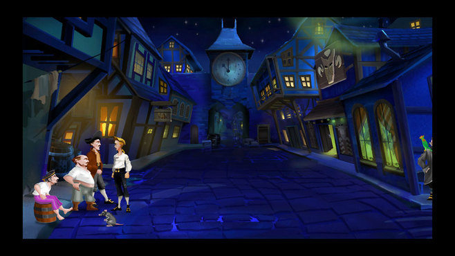 The Secret of Monkey Island: Special Edition Screenshot 10