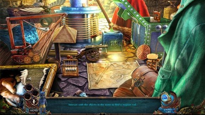 The Secret Order: Beyond Time Collector's Edition Screenshot 3