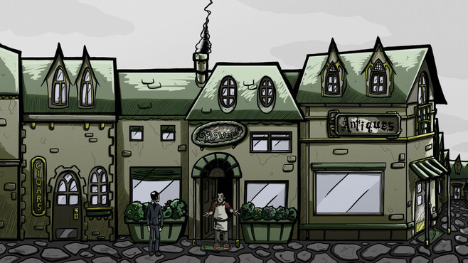 The Shopkeeper Screenshot 3