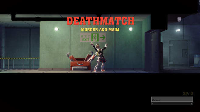 The Showdown Effect Screenshot 1