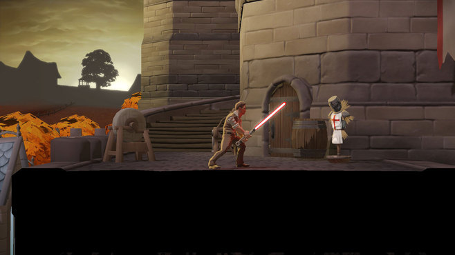 The Showdown Effect Screenshot 2