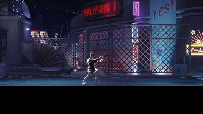 The Showdown Effect Screenshot 4