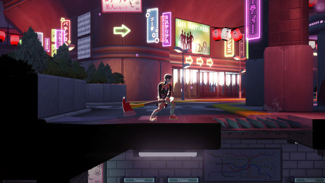 The Showdown Effect Screenshot 7
