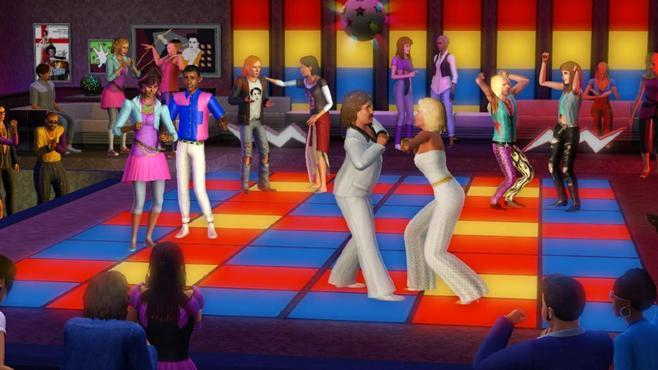 The Sims 3 70s, 80s, & 90s Stuff pack Screenshot 1