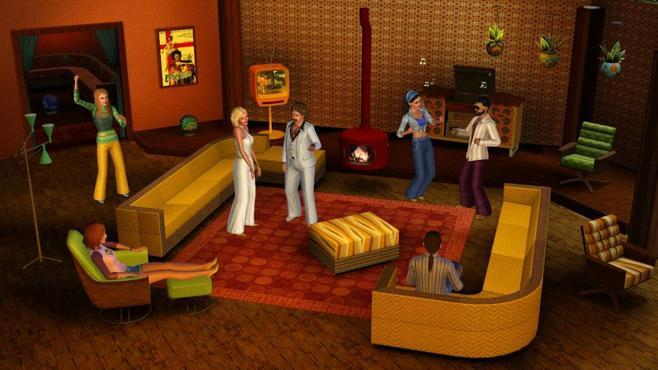 The Sims 3 70s, 80s, & 90s Stuff pack Screenshot 3