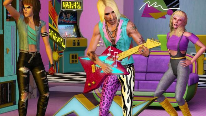 The Sims 3 70s, 80s, & 90s Stuff pack Screenshot 4
