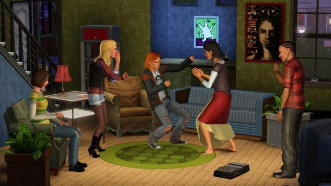 The Sims 3 70s, 80s, & 90s Stuff pack Screenshot 5