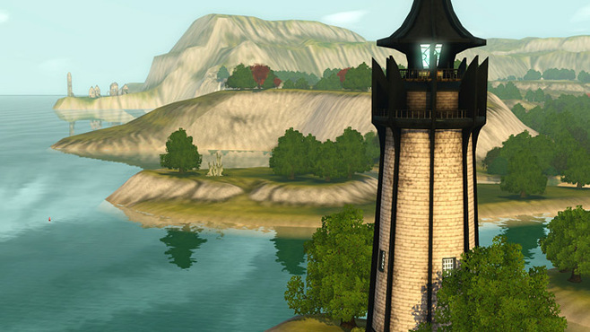The Sims 3 Dragon Valley Screenshot 1