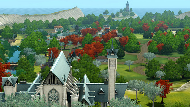 The Sims 3 Dragon Valley Screenshot 3