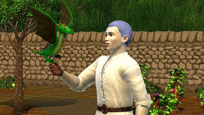 The Sims 3 Dragon Valley Screenshot 6