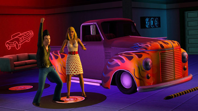 The Sims 3 Fast Lane Stuff Screenshot 1