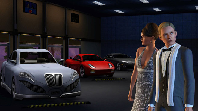 The Sims 3 Fast Lane Stuff Screenshot 2