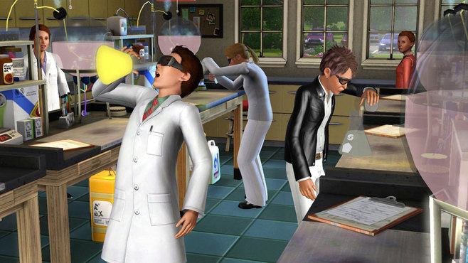 The Sims 3 Generations Expansion Pack Screenshot 1
