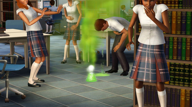 The Sims 3 Generations Expansion Pack Screenshot 3