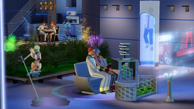 The Sims 3 Into The Future Screenshot 1